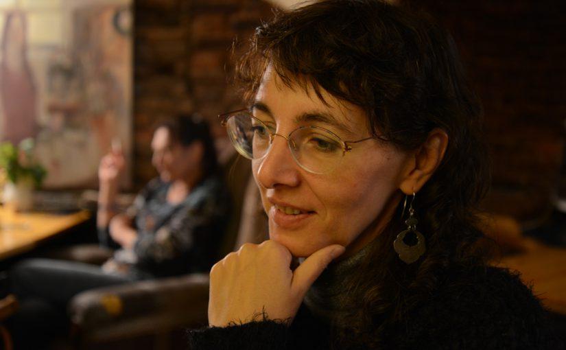 Unterwegs mit Daria Soboleva
