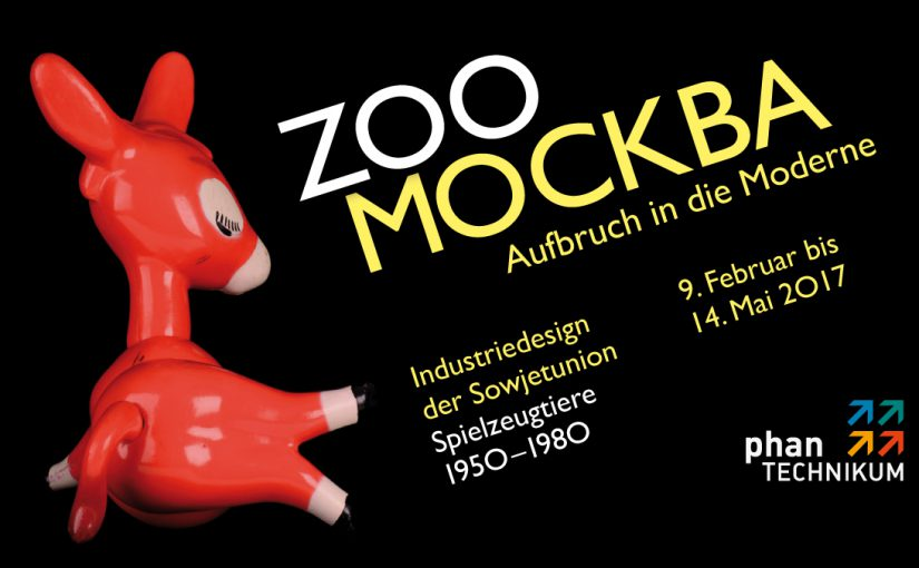 »ZOO MOCKBA« im phanTECHNIKUM (9. Februar bis 14. Mai 2017)