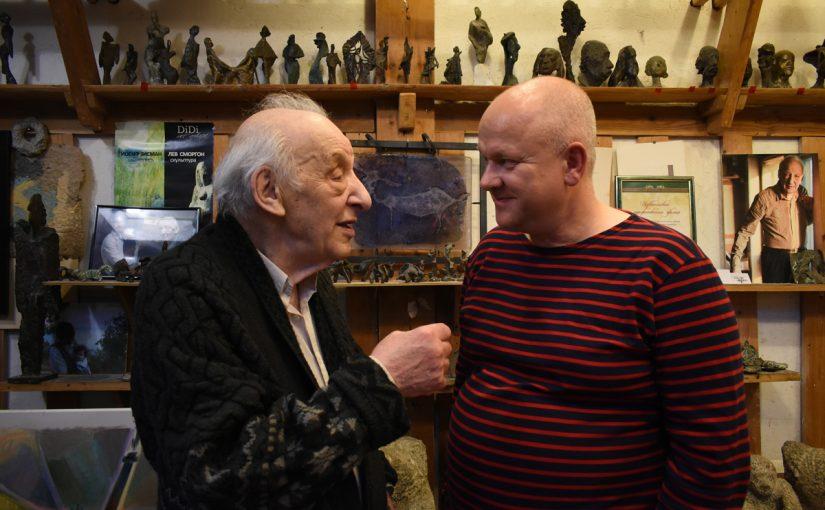 Ein Wiedersehen mit Lew Smorgon